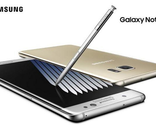 Unboxing Galaxy Note 7