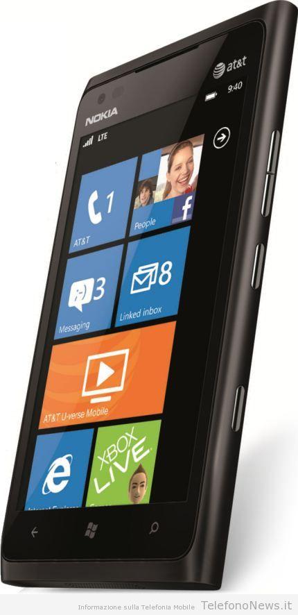 Nokia Lumia 900, negli USA prezzo a soli 49 dollari!