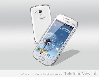 Galaxy S Duos S7562, nuovo Samsung con un Dual SIM con Ice Cream Sandwich