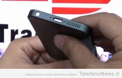 iPhone 5: conferme per il connettore ''mini dock''