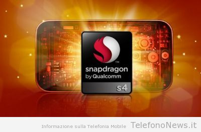 Qualcomm Snapdragon S4 Pro in uscita per il prossimo smartphone di LG!