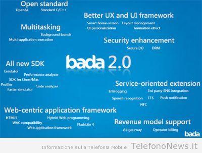 Samsung abbandona ufficialmente Bada e fa slittare Tizen al 2013??
