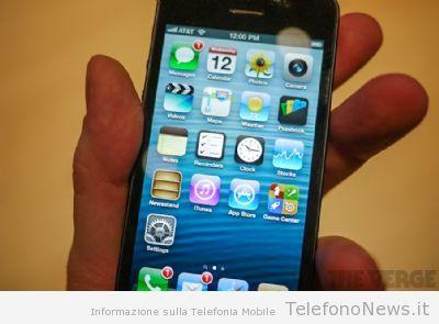 Apple da finalmente il via ai preordini del nuovo iPhone 5 di Apple!