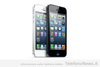 Apple annuncia ufficialmente oltre due milioni di preordini per iPhone 5!