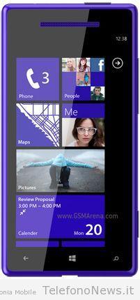Foto e nuove caratteristiche di HTC Accord con il nuovo sistema operativo Windows Phone 8!