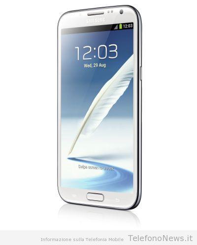 Samsung venderà la bellezza di ben 20 milioni di Galaxy Note II, parola di J.K. Shin!!