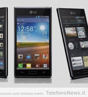 LG annuncia ufficialmente l' aggiornamento software per Optimus L7: ecco le novità!