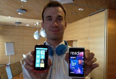 Ilari Nurmi, responsabile ufficiale della strategia smartphone, lascia del tutto Nokia!