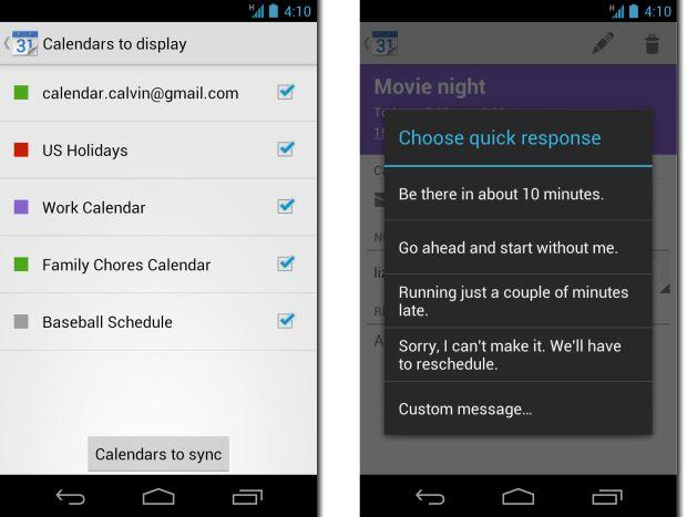 Google Calendar debutta ufficialmente come app nel Play Store!