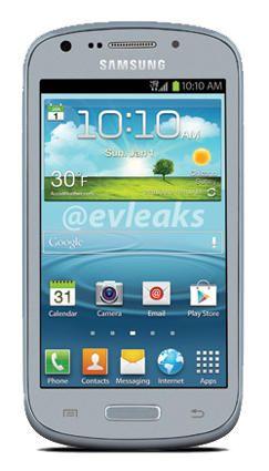 Il dispositivo Galaxy SIII mini della casa produttrice Samsung in USA sarà ufficialmente il Galaxy Axiom!!