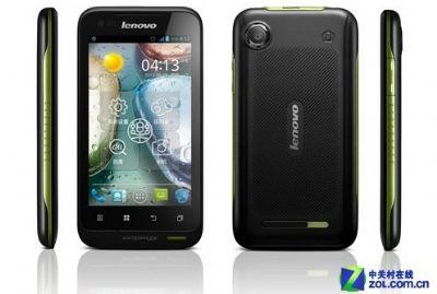 Lenovo nel prossimo 2013 sarà il primo produttore di smartphone esattamente in Cina!!
