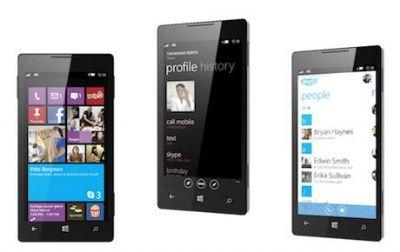 """Skype rilascia ufficialmente una """"preview"""" per il nuovo sistema operativo Windows Phone 8!!"""