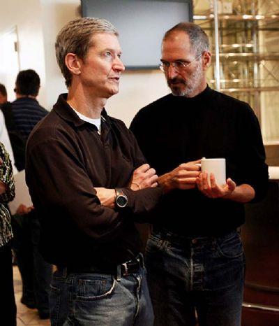 Tim Cook di Apple è il CEO più pagato in America!!