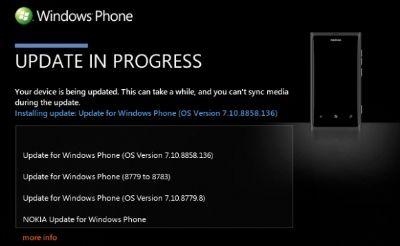 Inizia il rilascio ufficiale di Windows Phone 7.8 per il dispositivo Lumia 800 della casa produttrice Nokia!!