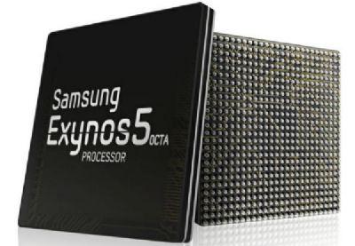"""Samsung, primo """"render"""" del nuovo processore Exynos 5 Octa!!"""