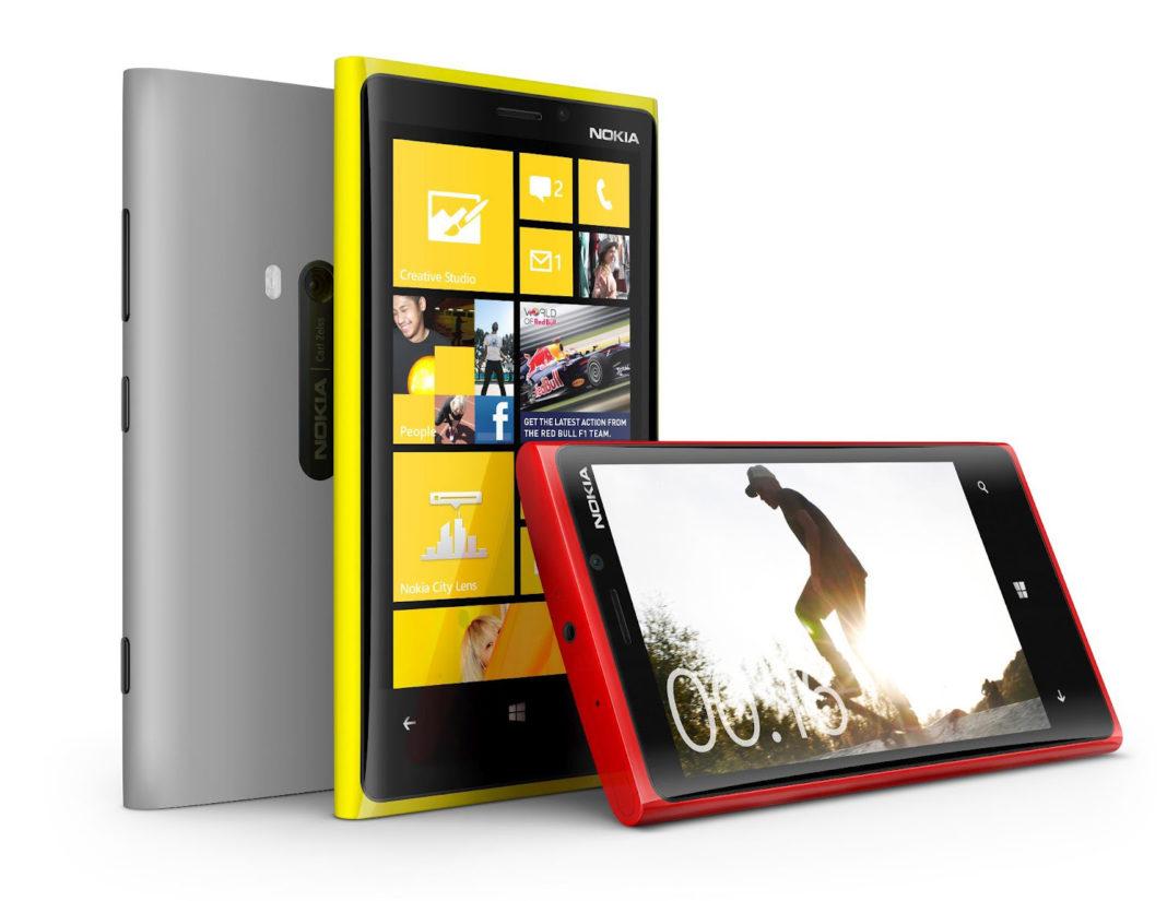 La Nokia torna in utile grazie al dispositivo Lumia!!