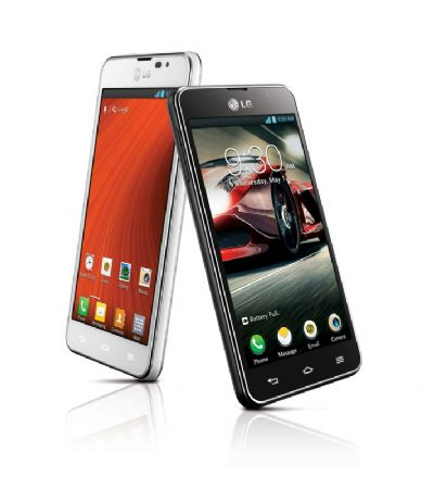 LG Electronics ufficializza finalmente il suo nuovo smartphone Optimus F5