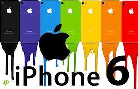 Il nuovo iPhone 6 e i nuovi colori!!