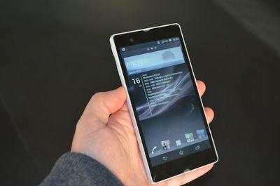 Sony vuole diventare ufficialmente il terzo produttore di smartphone