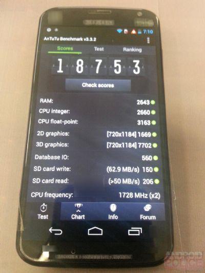 Fonte vicino a Motorola conferma le caratteristiche del Moto X