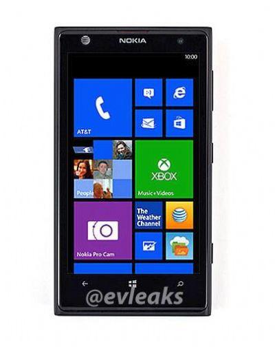 Nokia 1020: ecco una prima foto ufficiale