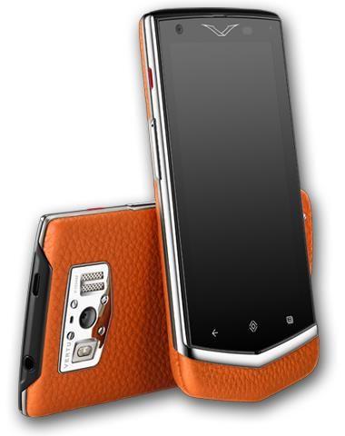 Vertu Constellation: un nuovo smartphone di lusso basato sulla piattaforma Android