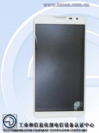 Altra foto sul web del dispositivo Ascend Mate 2