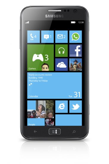 Smartphone Samsung con Windows Phone?