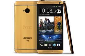 HTC One: ecco una foto ufficiale del modello dorato