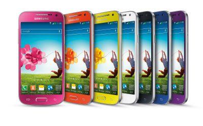 GS4 Mini di Samsung in uscita con nuove colorazioni