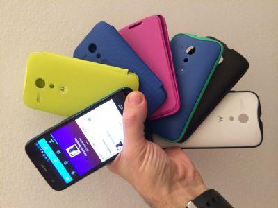 Android 4.4.2 KitKat anche su tutti i Moto G d' Europa