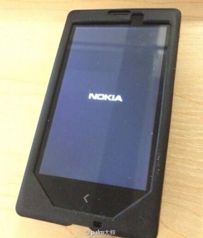 Il Normandy di Nokia in una nuova immagine dal vivo
