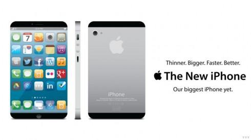Apple: confermato un' iPhone 6 più grande del solito