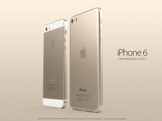 Apple: iPhone 6 in stile mini iPad