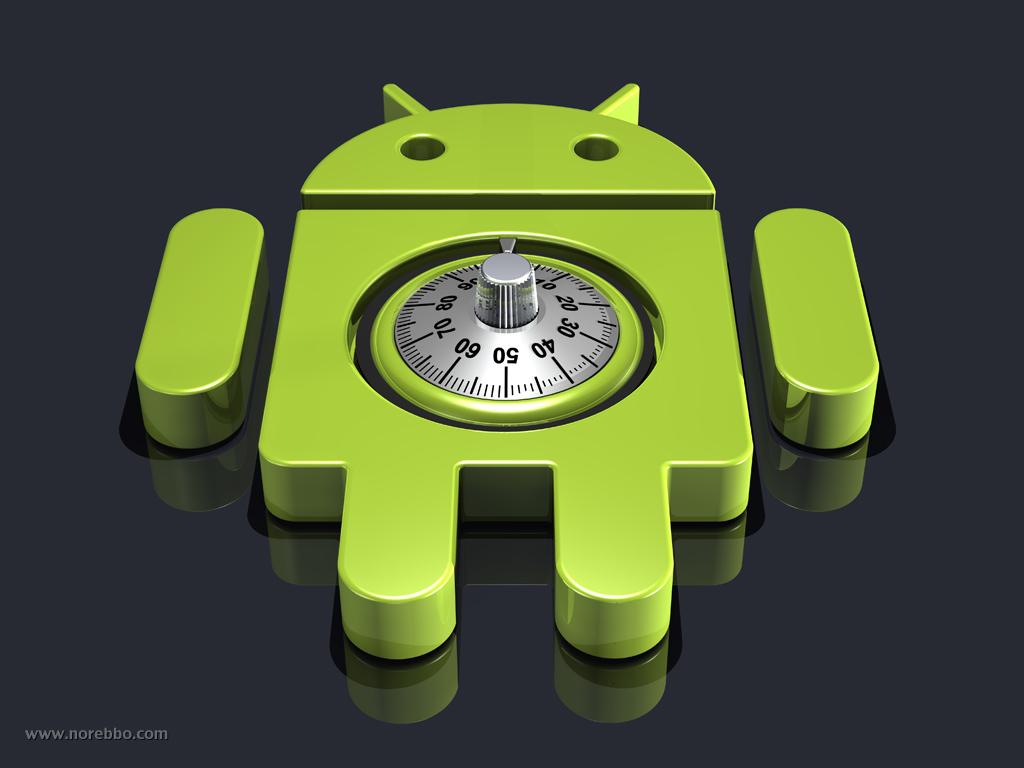 Android: proteggere le vostre applicazioni con una password