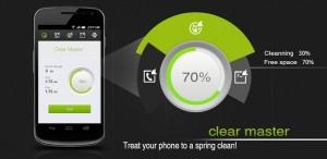 Android: telefono lento? usate Pulizia Master