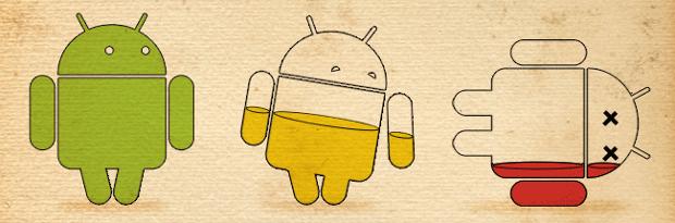 Android: la vostra batteria si scarica subito?? ecco il motivo