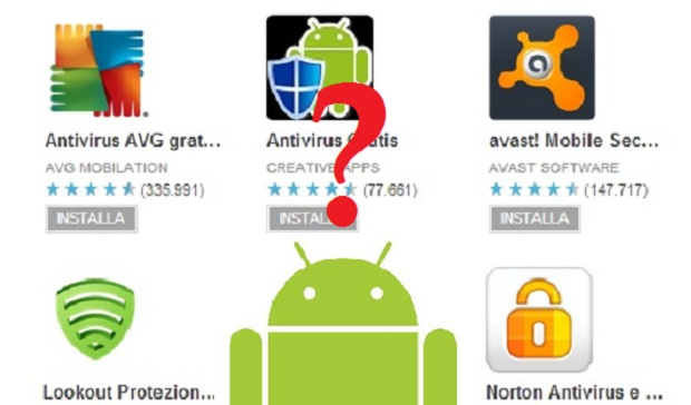 Android: l' antivirus migliore che ci sia, eccolo qua