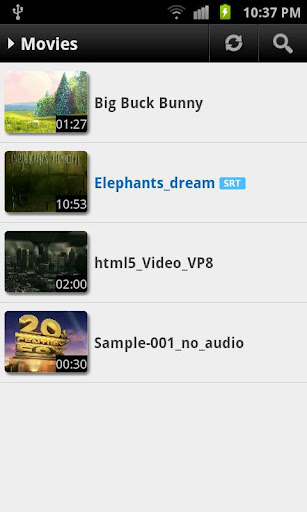Player Video per Android: ecco il migliore