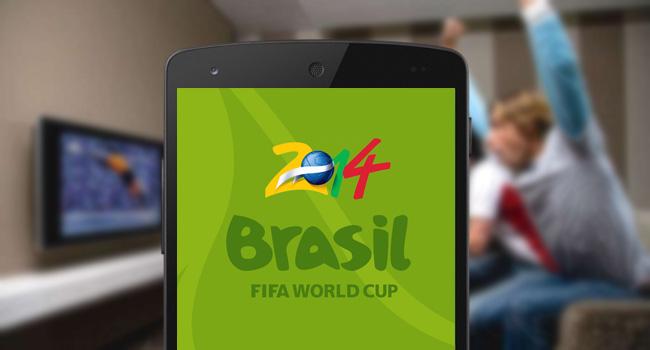 Android: tutto sui mondiali di calcio