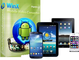 Convertire video su Android