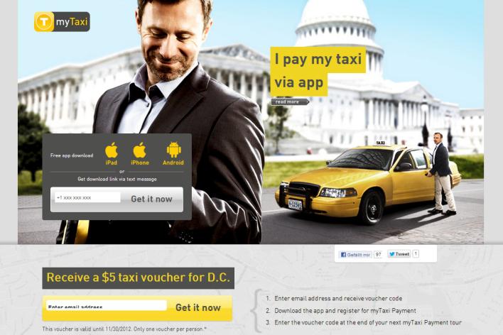 Android: come trovare un Taxi libero