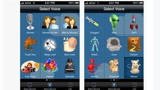 Android: come cambiare la tua voce