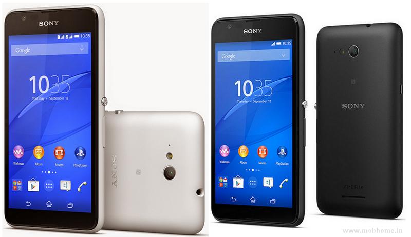 Sony Xperia E4G Dual LTE