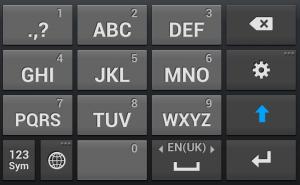 Cambiare la tastiera Android