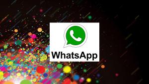 Cambiare lo sfondo della conversazione su Whatsapp