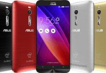 Aggiornamento smartphone Asus
