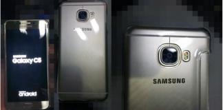 Immagini Samsung Galaxy C5