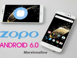 Marshmallow Zopo Speed 7