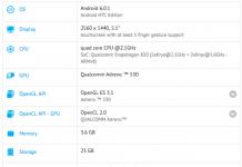 Caratteristiche HTC Desire 10 Pro